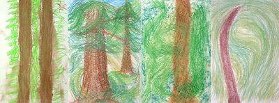 High Lakes Art-in-a-Box: Emily Carr Lesson Plan, Grades K-1