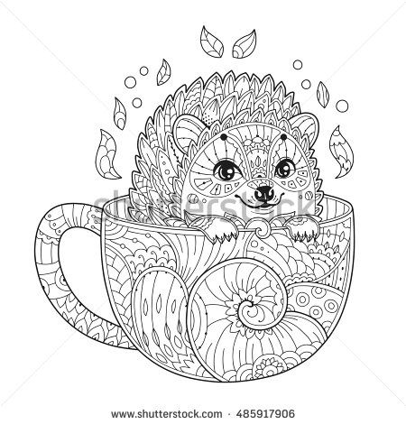 Coloring Page Hedgehog Animal Coloring Pages Coloring Pages