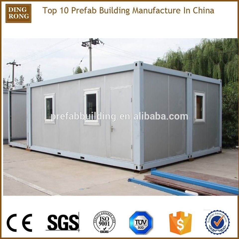 Made In China Fully Furnished Prefab Shipping Container House Container House Prefab Prefabricated Houses