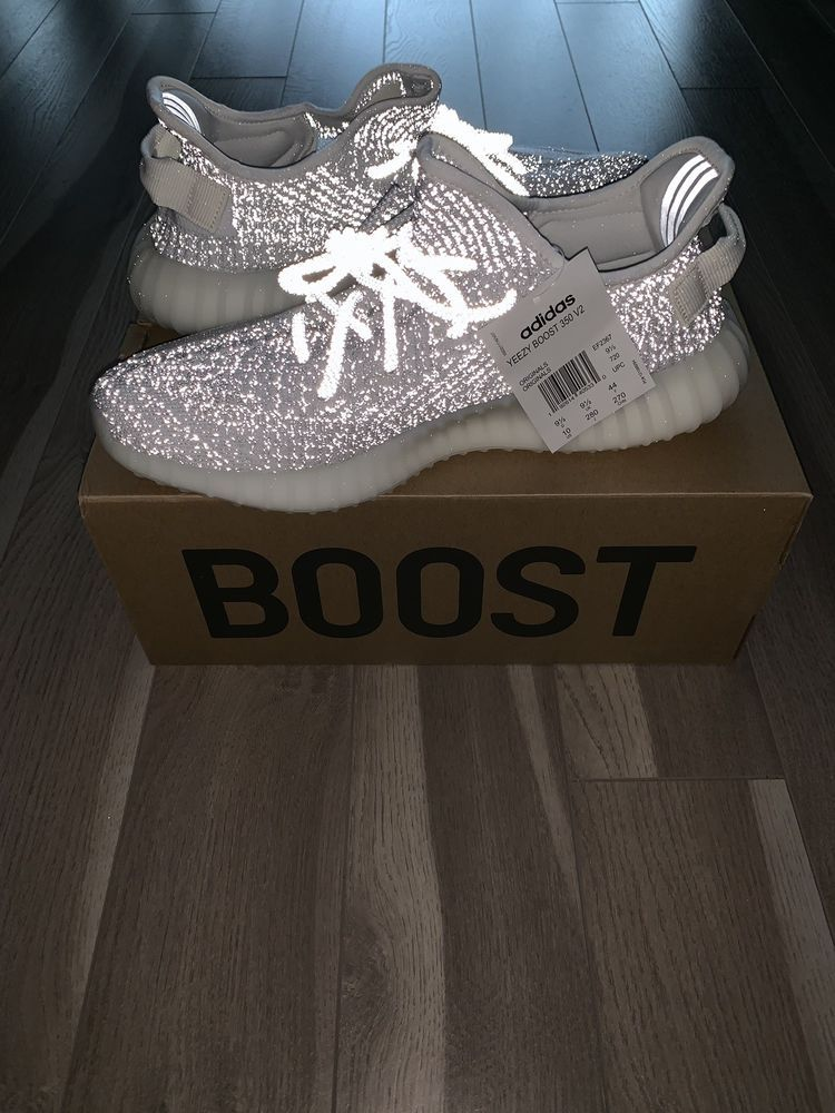 701d9d5d9a8d5 Adidas Yeezy Boost 350 V2 Static 3M Reflective US 10 Mens NEW-DEADSTOCK   fashion  clothing  shoes  accessories  mensshoes  athleticshoes (ebay link)