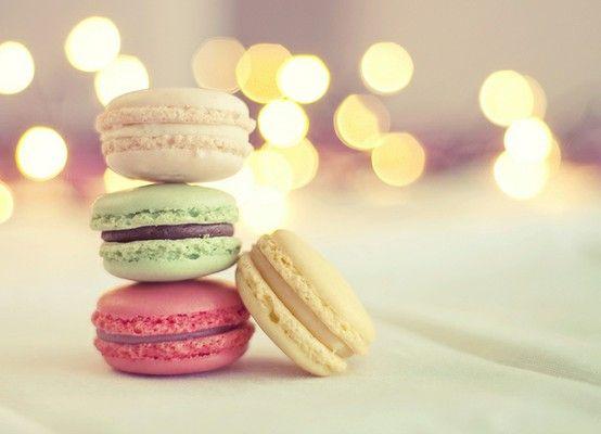 Macarons Macarons Macarons