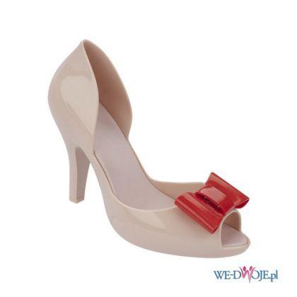 Mel By Melissa Kolekcja Wiosna Lato 2014 Bezowe Szpilki Z Kokardka Polkipl Moda Fashion Buty Shoes Shoes Spring Summer Spring Shoes Fashion Shoes