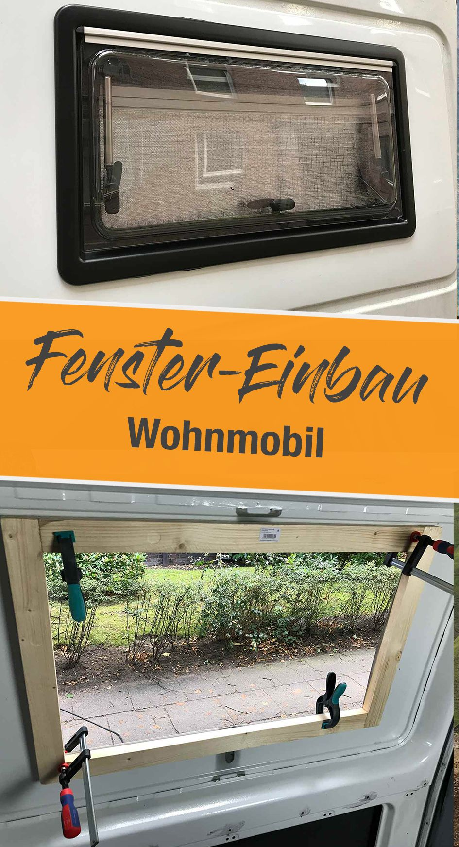 wohnmobil fenster einbauen einbauanleitung und kosten camper ausbau wohnmobil fenster. Black Bedroom Furniture Sets. Home Design Ideas