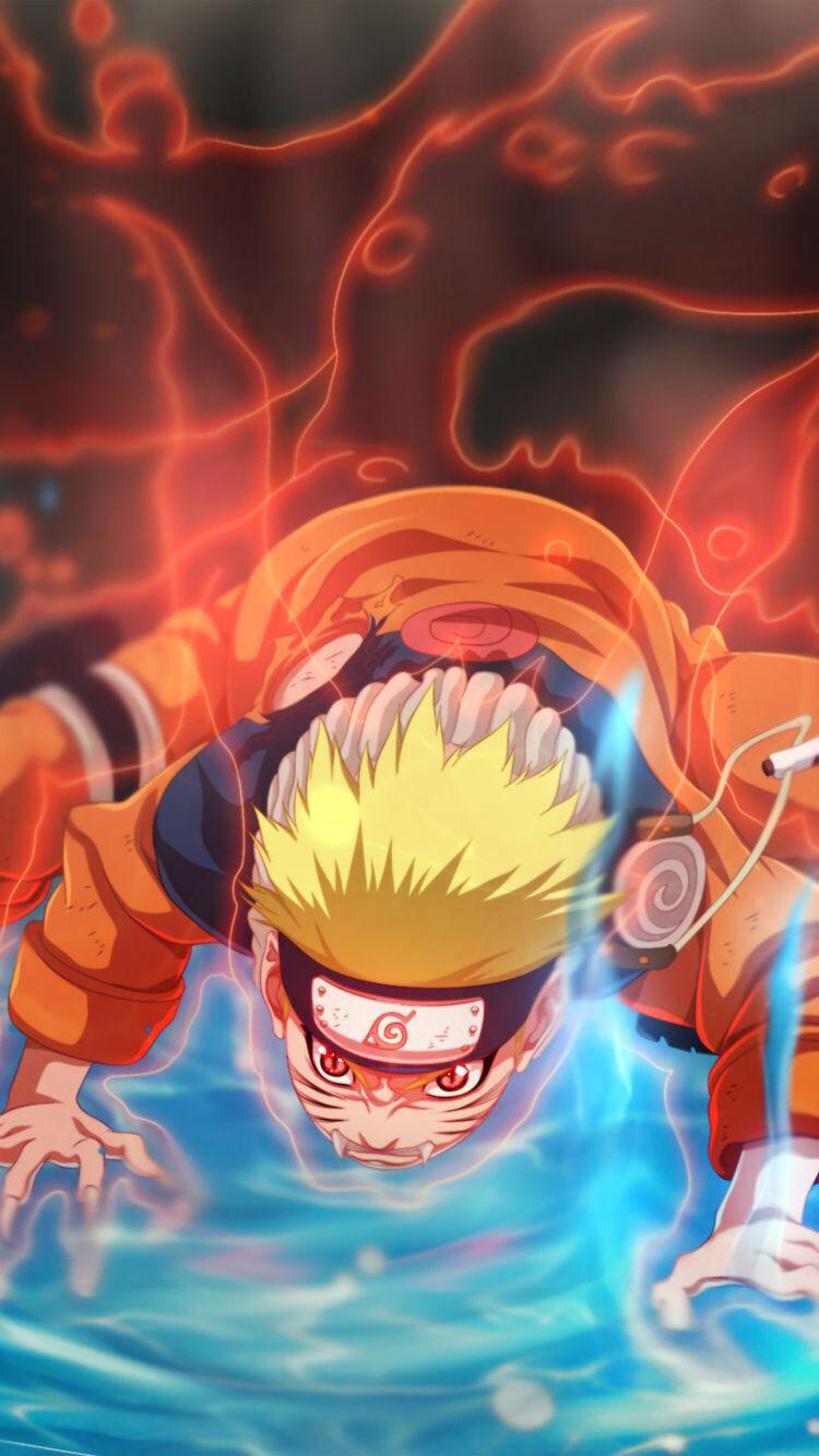Nine Tails Cloak Naruto Naruto Anime Fotos De Naruto