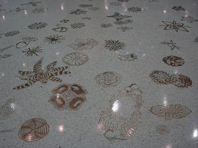 Terrazzo Floors Making A Comeback In The Miami Airport I