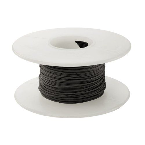 Awg Wire Diameter With Insulation   Jonard R26blk 0100 Kynar Insulated Silver Plated Copper Wire 26 Awg