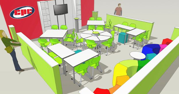 Innovative Primary Classrooms ~ Classroom of the future ideas pinterest