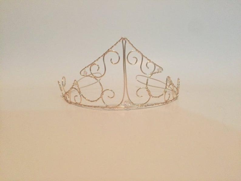 Sleeping Beauty Tiara Aurora Crown Disney Princess Dress Etsy Disney Princess Jewelry Princess Jewelry Little Girl Gifts