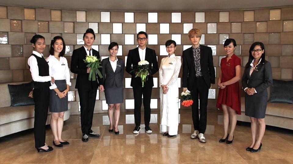 JW Marriott Hanoi Hotel Staff 13/10/25