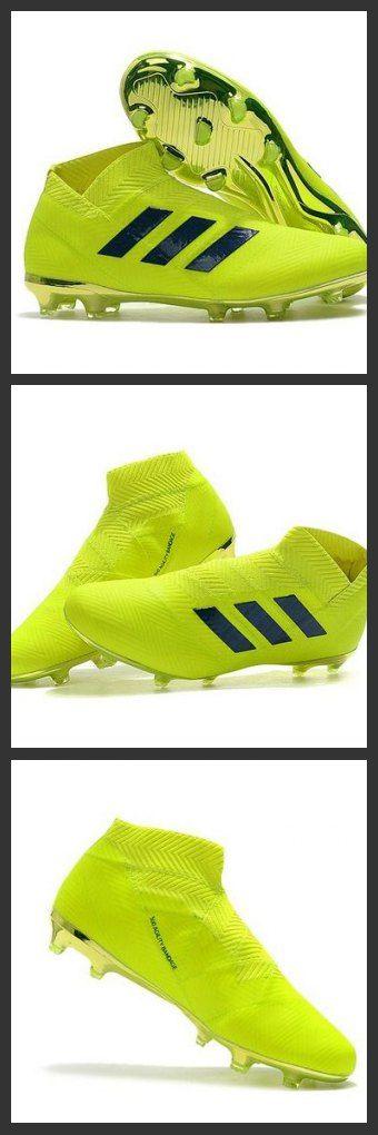 new style 7f0dd 4196e Progettate per il giocatore agile, le scarpe da calcio adidas Nemeziz 18+ FG  sono