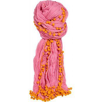 Orange and pink .... yumminess