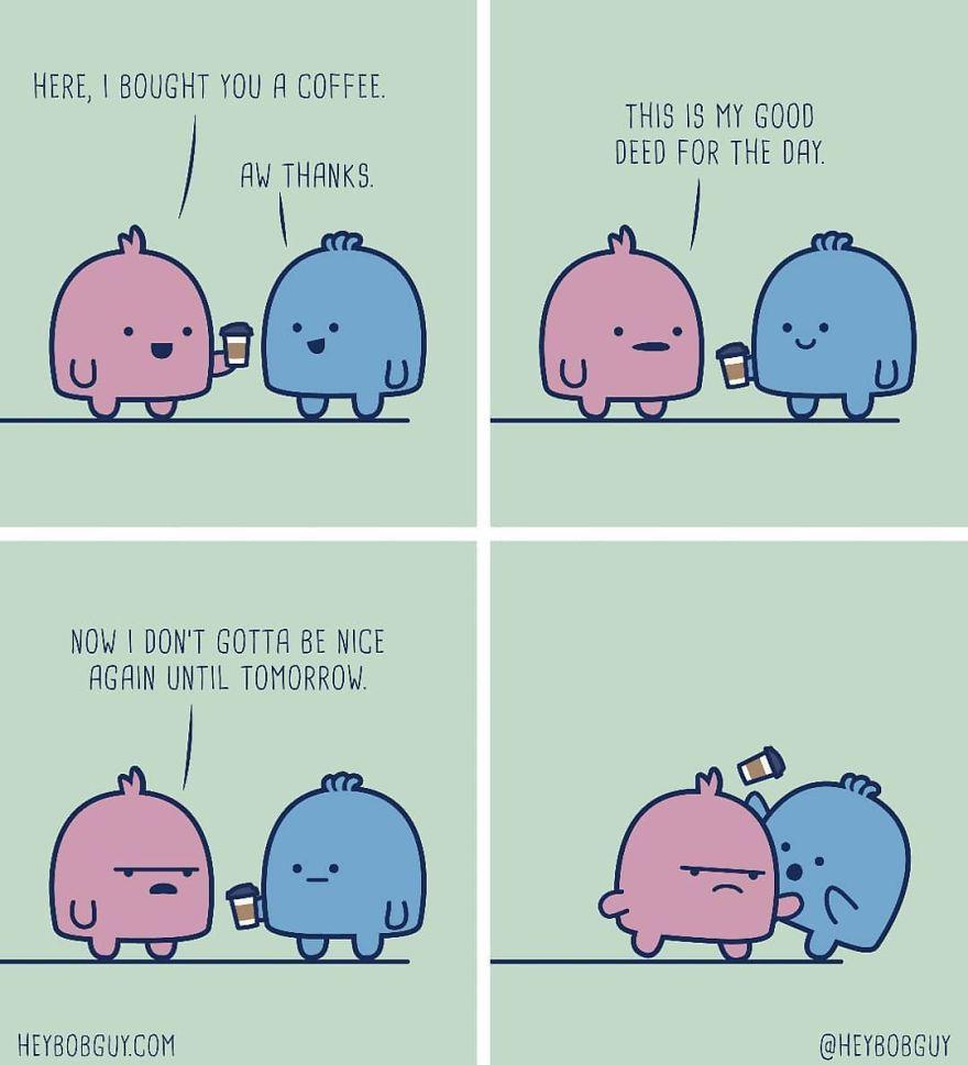 Pudges Comics Comics Cute Comics Funny Cartoons