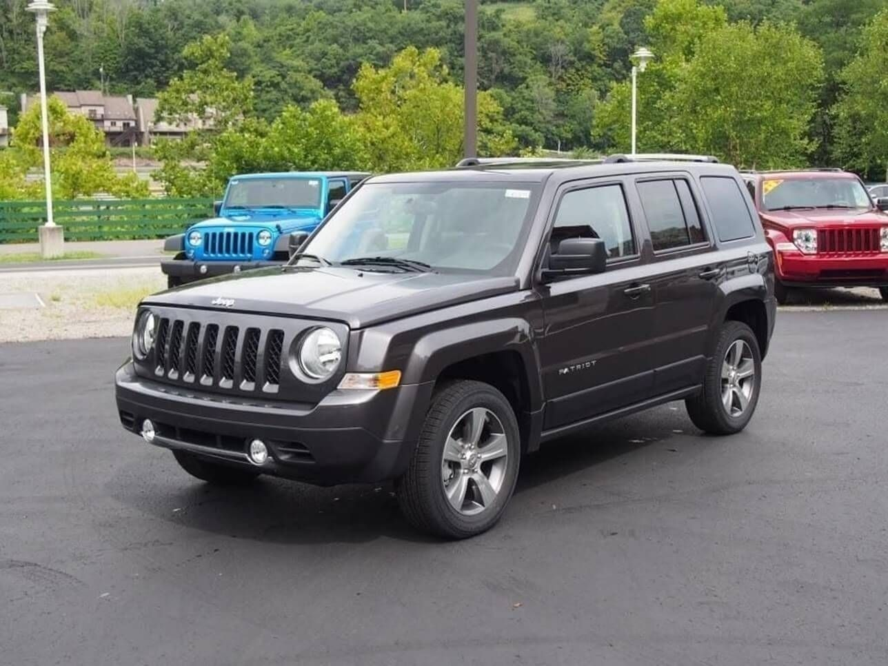 Jeep Patriot 2019 Interior Exterior And Review Jeep Patriot