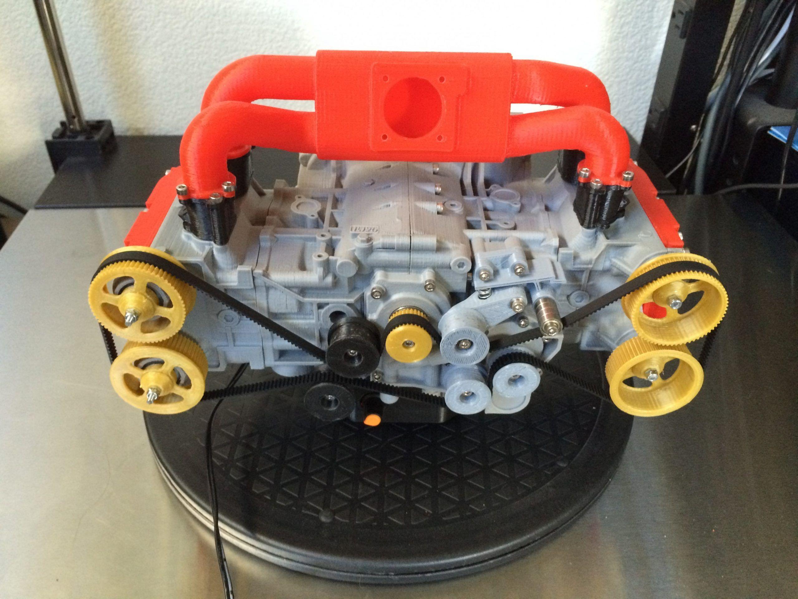 Subaru Boxer Engine Diagram | Modelos 3d, Modelos, IdeiasPinterest