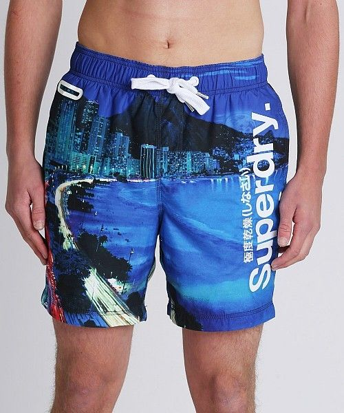 e69c2537a1 Superdry Rio Print Swim Short. Find this Pin and more on Men's Swimsuits ...