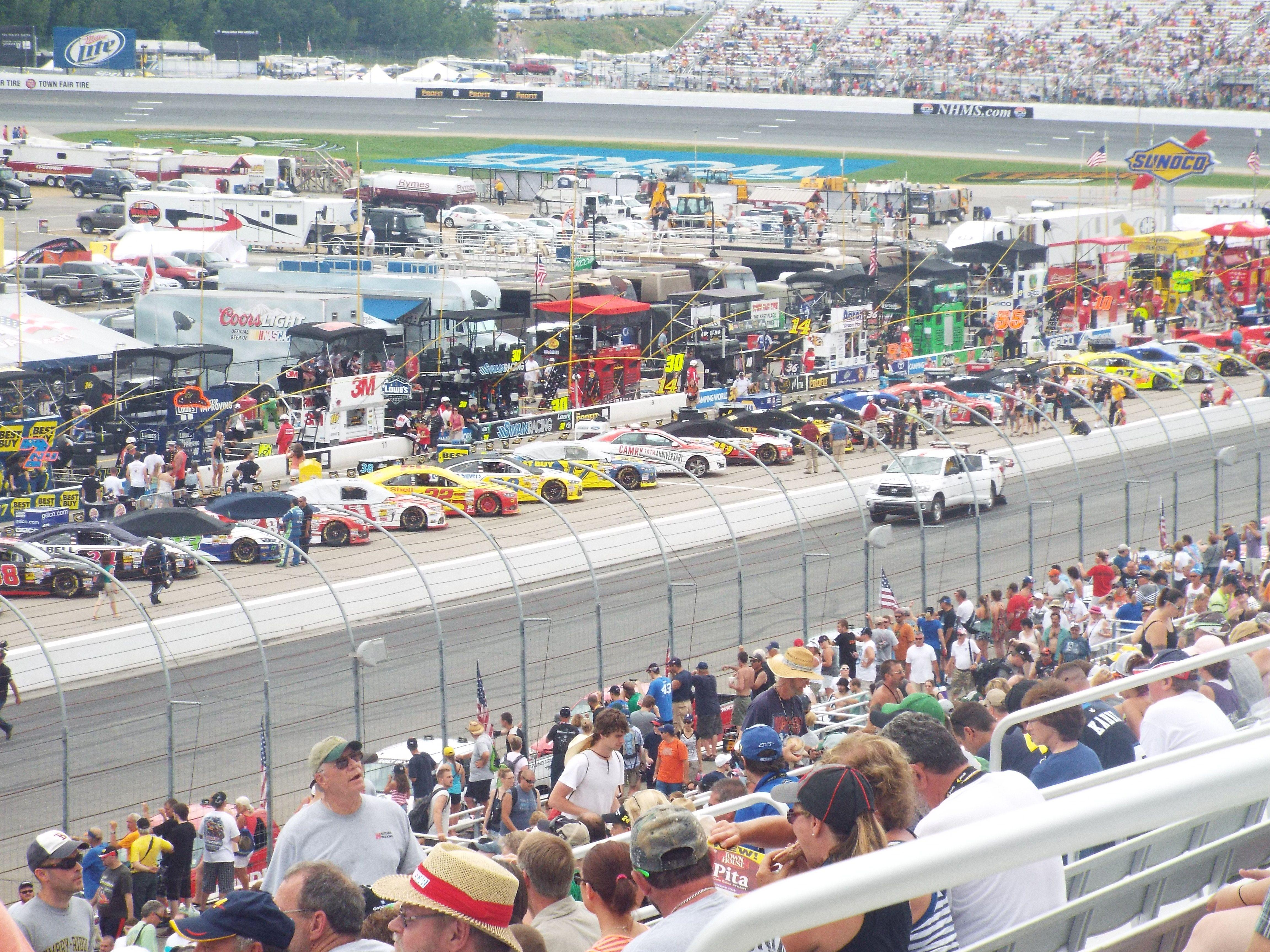 New Hampshire Motor Speedway 2013