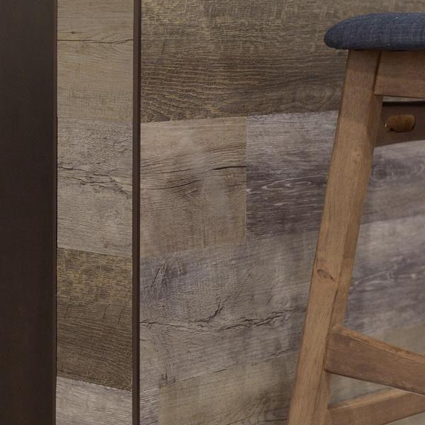 Peel Amp Stick Metal Edge Trim For Planks Variplanks