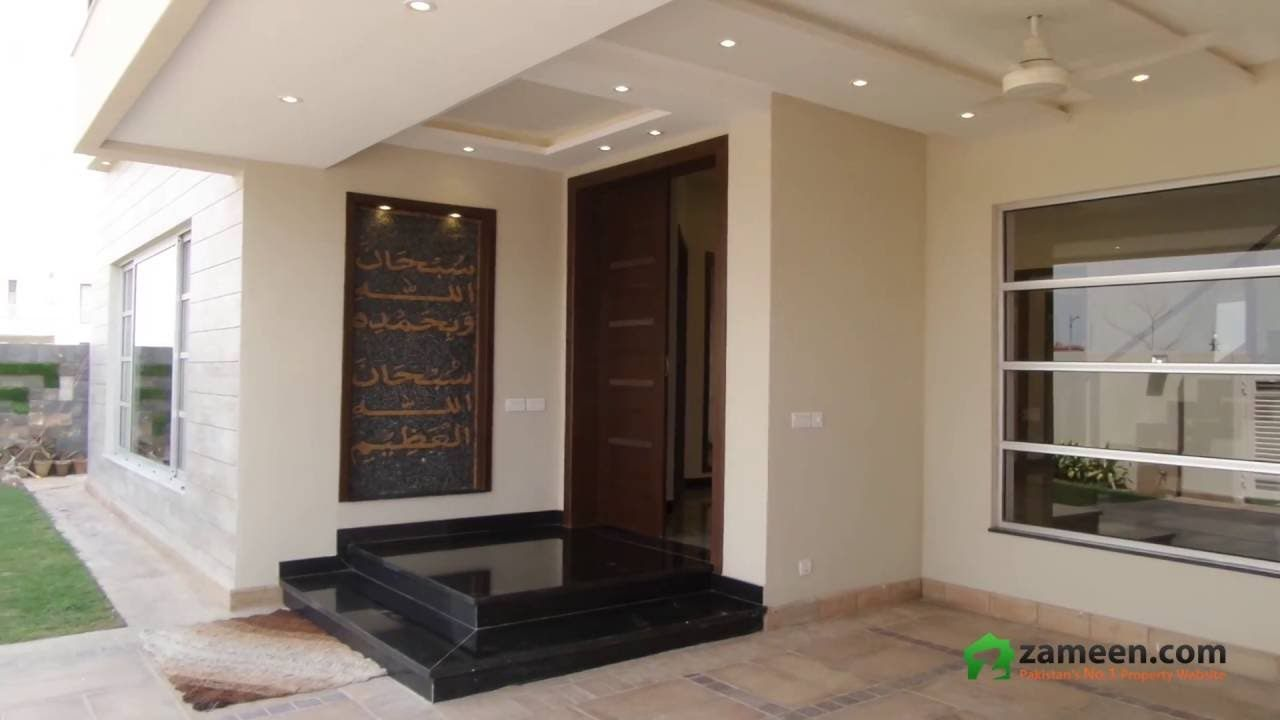 Magnificent 1 kanal house for sale dha phase 6 lahore for Bathroom designs pakistan