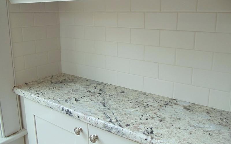 Image Result For Viscount White Granite With Backsplash Marble