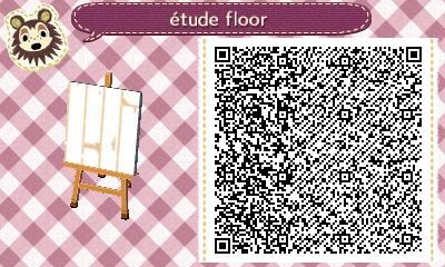 Etude Floor Animal Crossing Qr Animal Crossing Qr Codes Animal