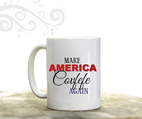 Http Ift Tt 2vaghly Https Goo Gl 4qulpg 15 America Ceramic Coffee Covfefe Cup Donald Funny Humor Large Mug Ounce Political Trump