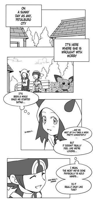 Manga Like Dating A Team Magma Grunt