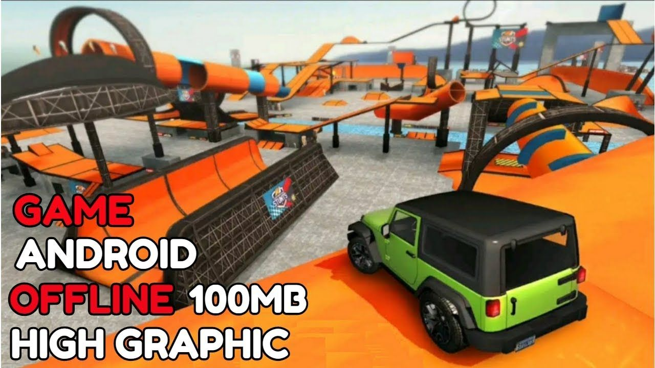 5 Game Android Offline High Graphic 100mb Di 2020