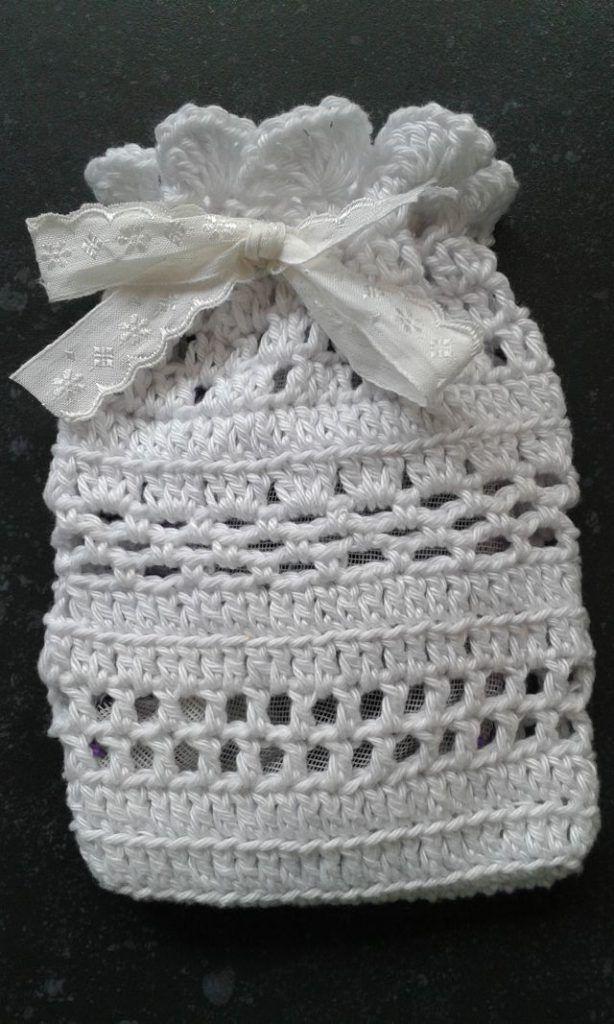 Fonkelnieuw geurzakje haken | Haken, kleine kadootjes - Crochet, Knit Crochet UG-54