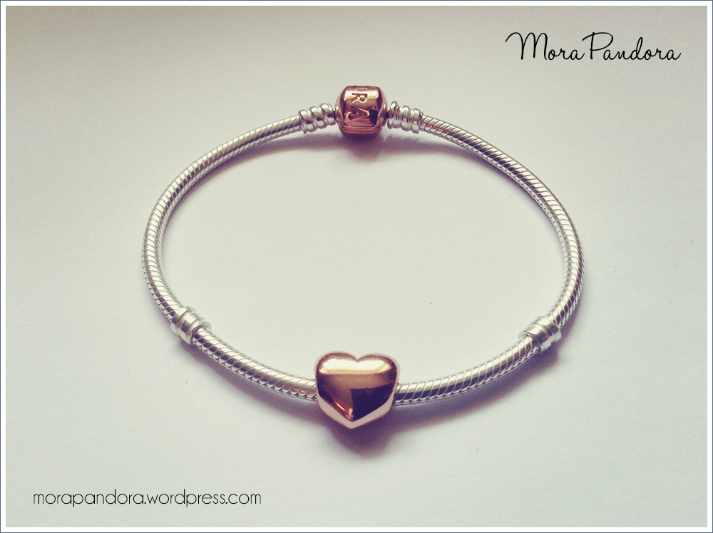 Pandora Rose Collection First Impressions Accesorios