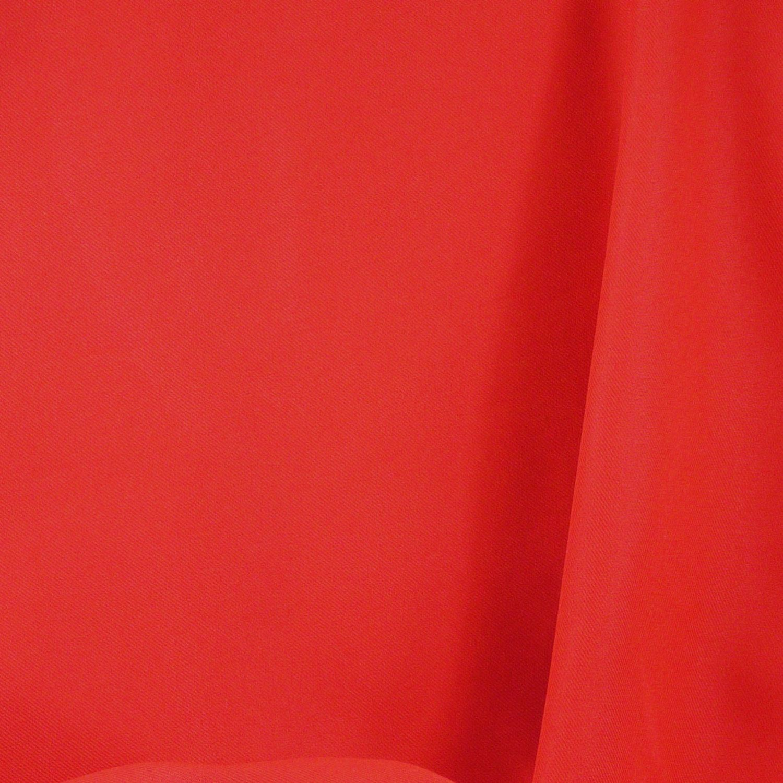 Vintage Gabardine Suiting, Fashion Fabric, Bright Red, Medium Weight Polyester, 1-1/3 yards, 1.1-lb, B29 by DartingDogFabric on Etsy