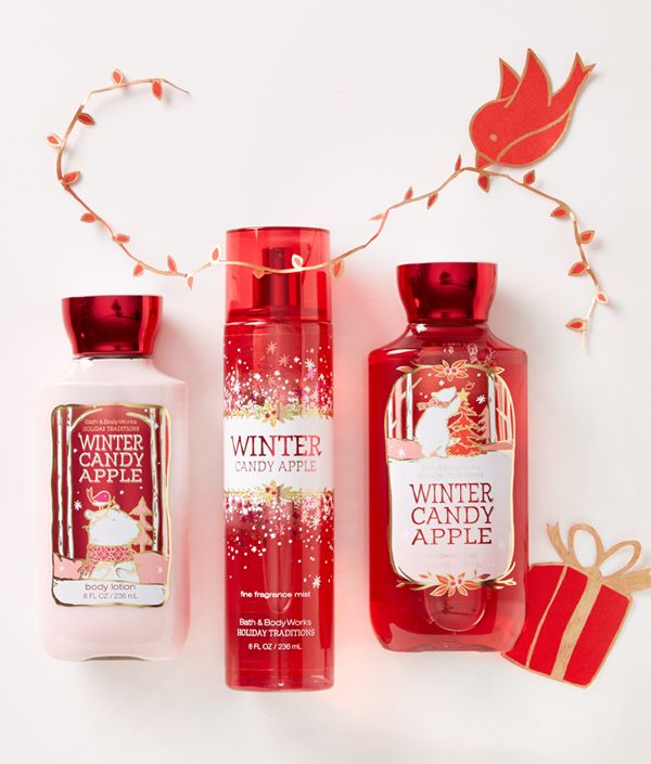 Tis The Season To Indulge Bbwperfectchristmas Bath Body Works