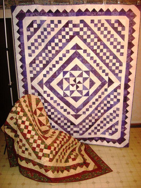 Carousel Quilt Pattern Quilts I Love Pinterest Carousel Mini