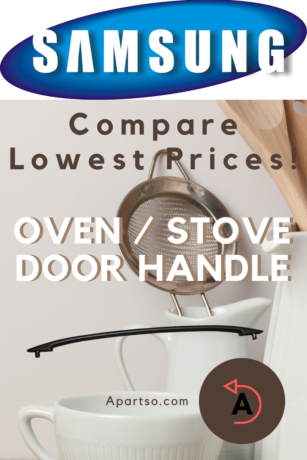 Compare Lowest Prices Samsung Oven Door Handle In 2020 Samsung Oven Door Handles Oven Range