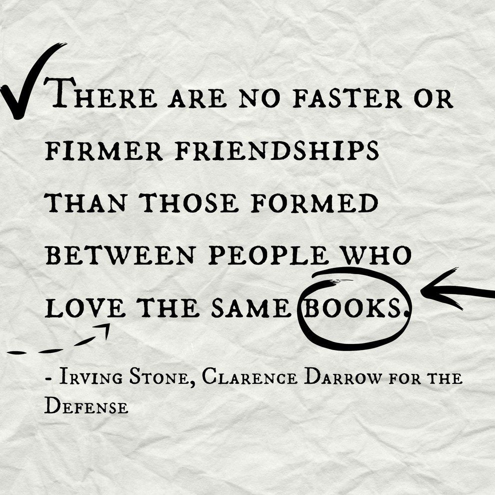 15 Book Quotes That Perfectly Describe Friendship