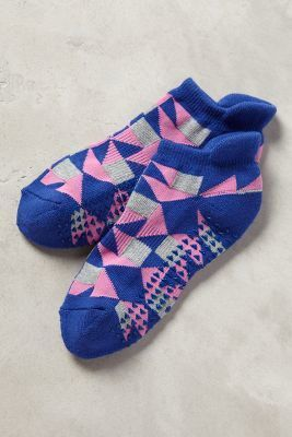 Pointe Studio Tri-Point Grip Socks #anthrofave #anthropologie
