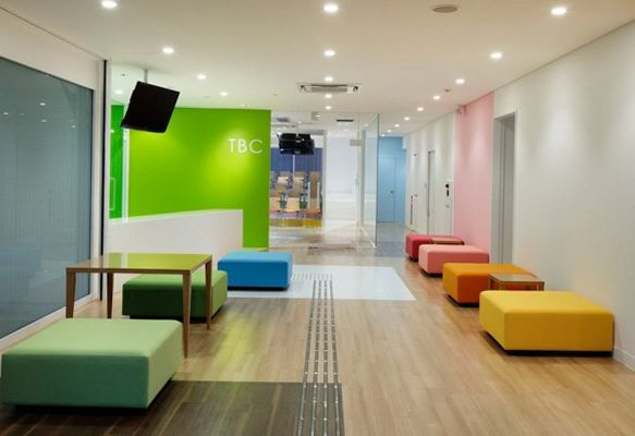 colourful school in japan | homeklondike - home interior