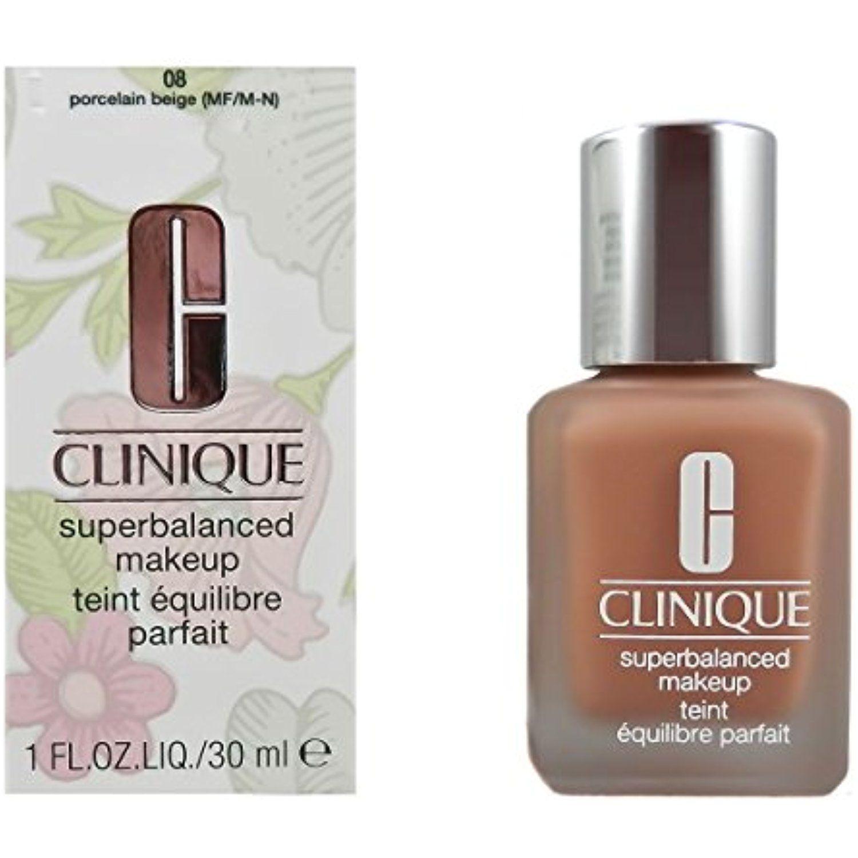 Amazon.com : Clinique Superbalanced Makeup 18 Clove (P