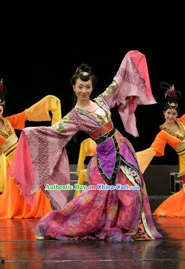 china dance styles