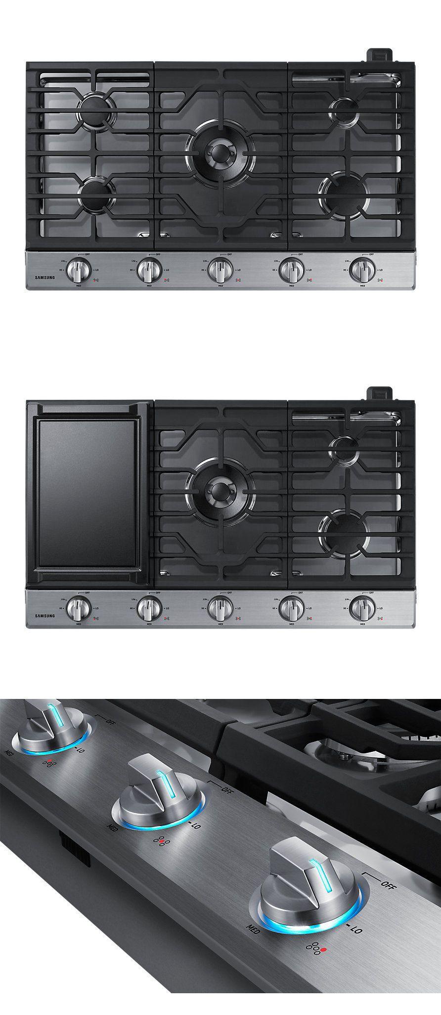 Cooktops 71246 samsung na30k6550ts aa 30 gas cooktop w