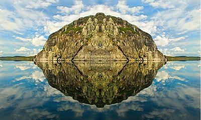 Symmetry In Natural Scenes In 2020 Symmetry Design Balance Art Symmetrical Balance