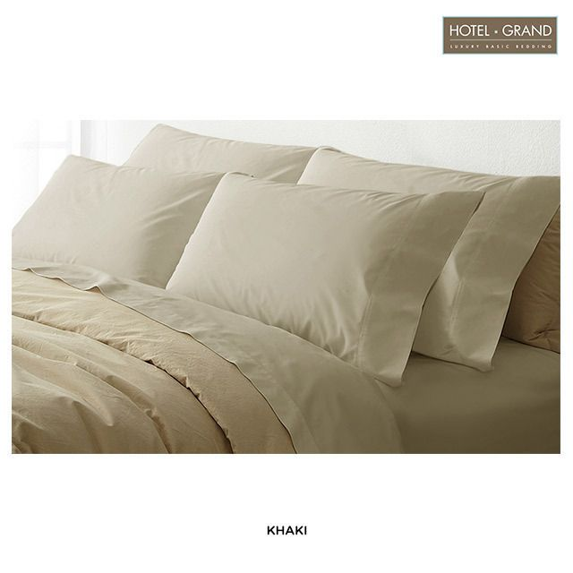 6 Piece Set Hotel Grand 800 Tc Egyptian Cotton Rich Sheets