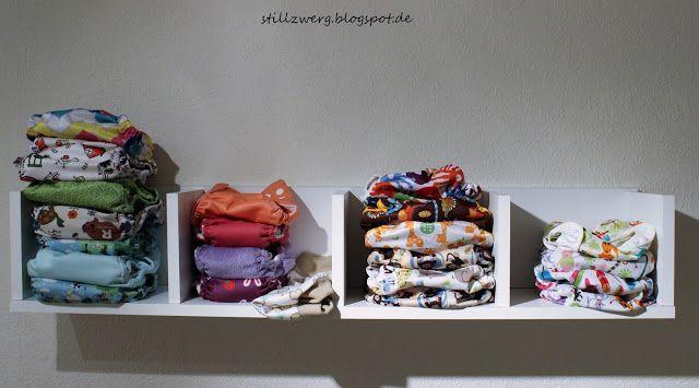 http://stillzwerg.blogspot.de/2016/02/mit-stoffwindeln-wickeln-unser-system.html Der Stillzwerg : Mit Stoffwindeln wickeln - Unser System.  Stoffwindeln, Stoffwindelsystem, ohne WWW, wickeln, Baby, Zwillinge wickeln, Milovia, Capri, Blueberry,