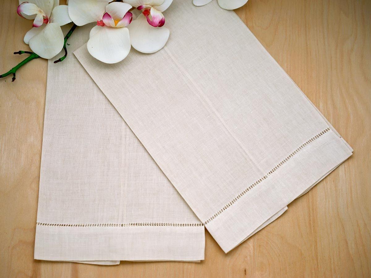 Good Guest Hand Towels Linen