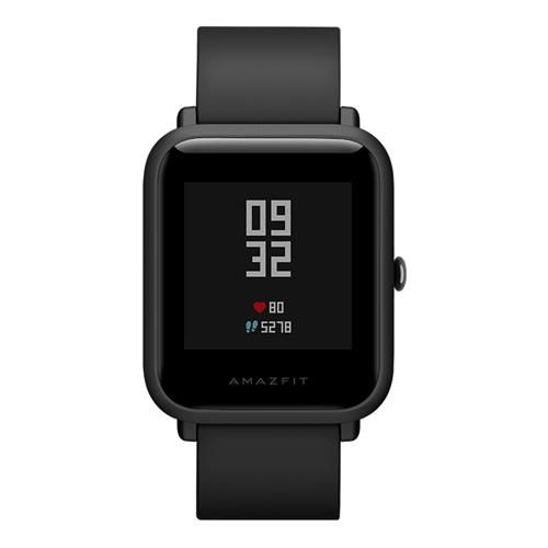 Xiaomi Huami Amazfit Bip Ip68 Sports Smartwatch Bluetooth 4 0 Gps Glonass 45 Days Standby Global Rom Black Smart Watch Smartwatch Waterproof Heart Rate Monitor