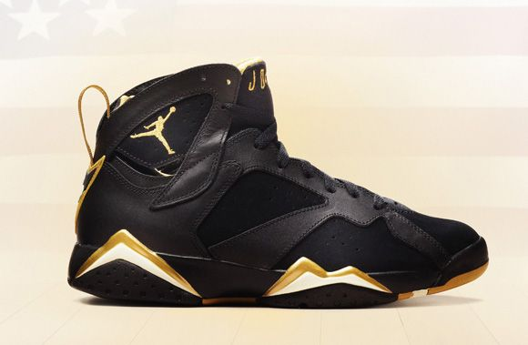 the best attitude 026f2 12982  Air-Jordan-7-Golden-Moments-