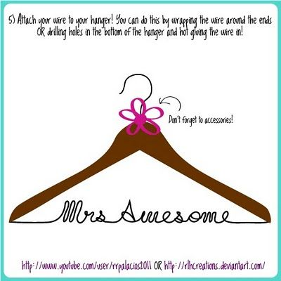 Wire Hangers Template