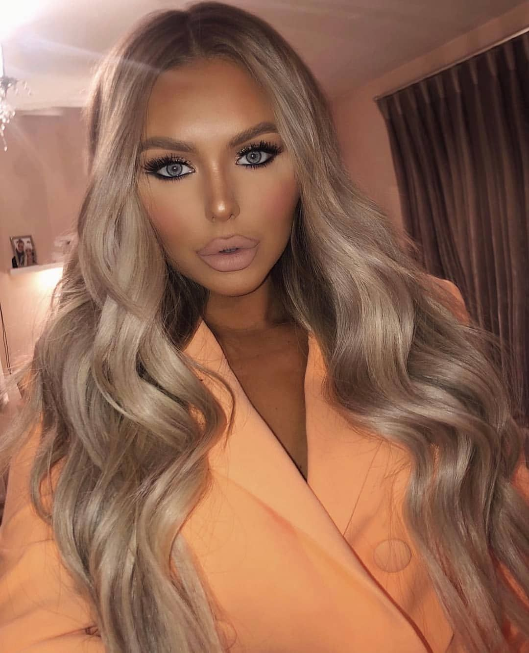 """Beauty Works Hair Extensions on Instagram """"Serious flames"""
