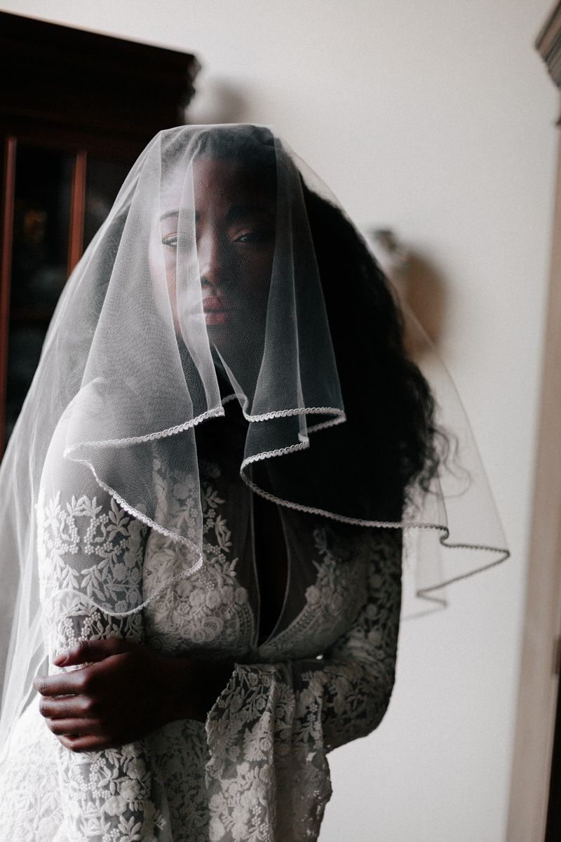 Wedding Inspiration // Vintage and Lace in Atlanta