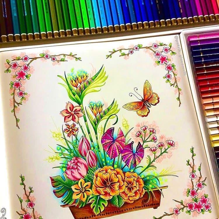 instagram en 2020  arte colores