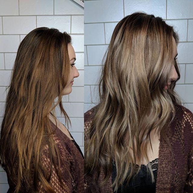 https://www.blisshairsalon.net/ bronde haircolor balayage highlights ...
